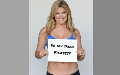Learn How To Speak Pilates?